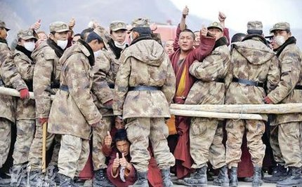 Chinese Police Open Fire on Dalai Lama Birthday Celebration