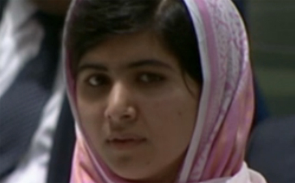 Malala Celebrates 16th Birthday With Powerful U.N. Speech