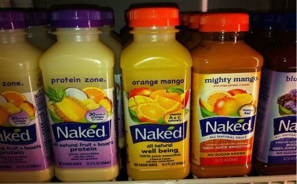 GMOs Force Naked Juice To Drop 'All Natural' Label