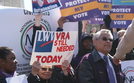 Taking the First Step Toward Repairing the Voting Rights Act