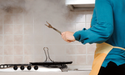 How Cooking Can Actually Be Bad for You