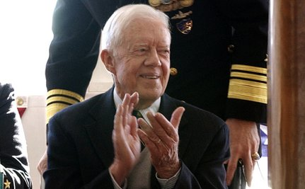 "Pres. Carter Says ""America Has No Functioning Democracy"""