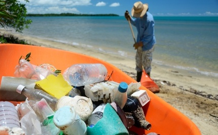 Can Cleaning Up Plastic Pollution Be A Path Out Of Poverty?