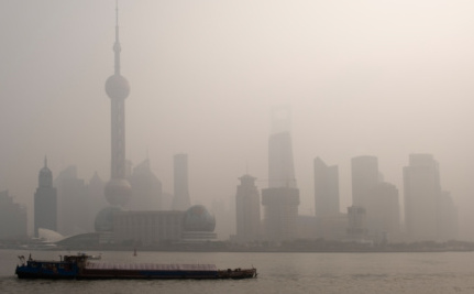 China Plans To Spend $275 Billion To Combat Pollution Crisis