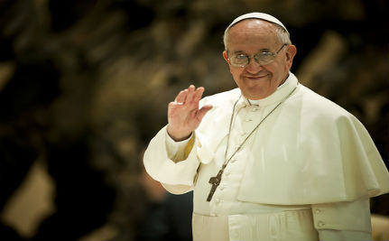 Pope Francis Doesn't Judge Gays So Long as They Don't Have Sex