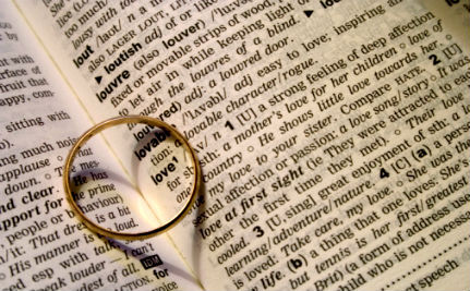 No, the Oxford English Dictionary Isn't 'Redefining' Marriage