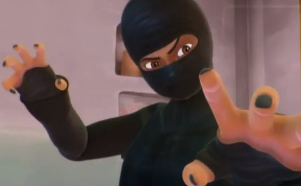 Pakistan's First Female Superhero Kicks Butt Wearing a Burka, and That's Okay