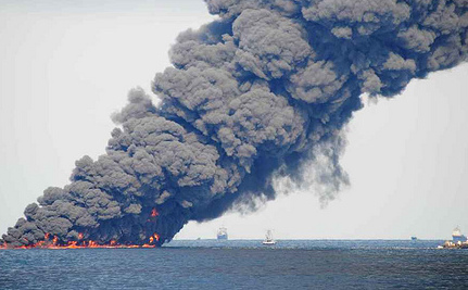 New Oil Surfaces in the Gulf of Mexico, and Yes it's BP's Oil