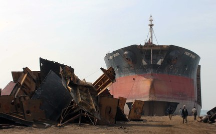 Where Do Ships Go to Die?