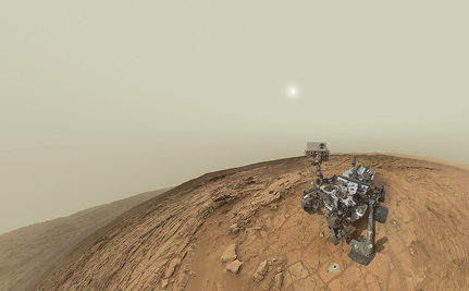 Curiosity on Mars: An Earth Year of Amazing Discoveries