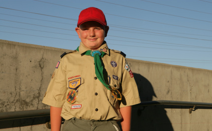 Catholic Church Kicks Boy Scout Troop Out for LGBT Policy