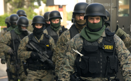 Why are SWAT Teams Answering Routine Police Calls?