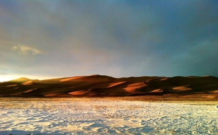Keep Fracking Out of the San Luis Valley and Great Sand Dunes National Park