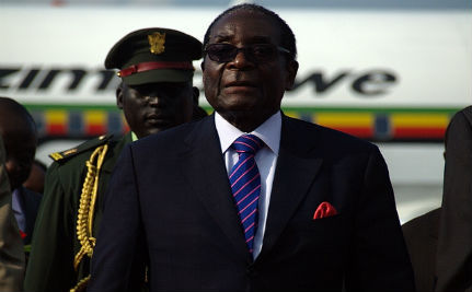 'Accept My Election Results or Go Hang' Mugabe Tells Opponents