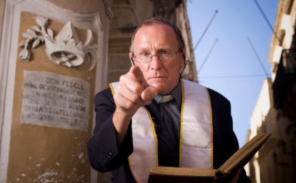 Catholic Bishop Gives 'Pro-Life' Movement a Tongue Lashing