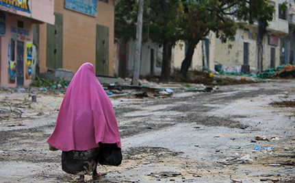 Somali Women Help Each Other Overcome Trauma from Violence