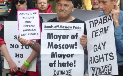 5 LGBT Activists Defying the Laws in Russia