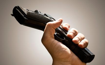 School Clerk Talks Shooter Into Putting Down His Gun