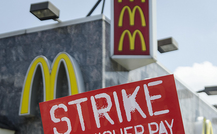 Why It's Important for Fast Food Workers to Fight for a Just Wage