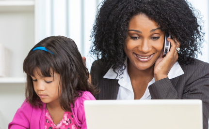 "3 Reasons ""Mothers Opting Out of Work"" is a Myth"