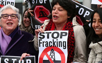 Fracking Will Happen, with or without Landowners' Consent