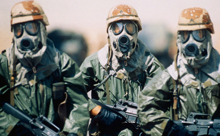 5 Things You Should Know About Chemical Weapons