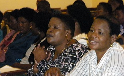 Women Gain Record-Breaking Number of Seats in Zimbabwe�s New Parliament