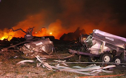 Texas Helpless to Prevent Another Fertilizer Plant Explosion