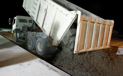 Coal Company Spills an Avalanche of Concrete into an Australian Creek