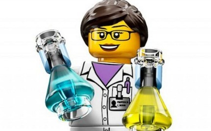 LEGO Just Created a Female Scientist, and it's a Big Deal