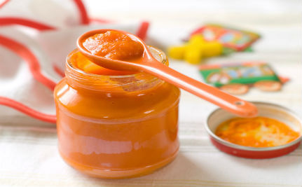 Mom Was Right: Homemade Baby Food is Better for Babies