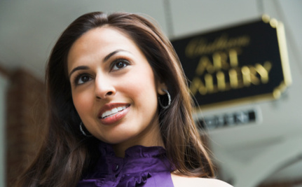 Nina Davuluri, the New Miss America, Couldn't Be More American