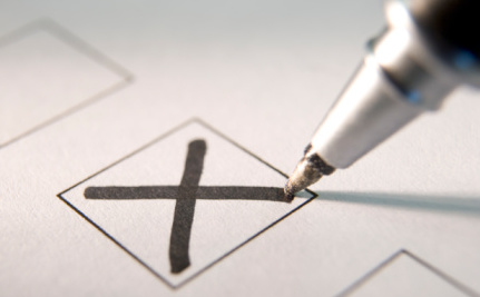 "12 Countries Where Citizens Can Vote ""None of the Above"""