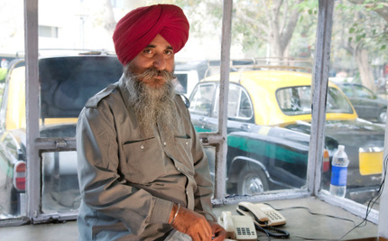 "Judge Demands Sikh Man Take Off His ""Rag"""