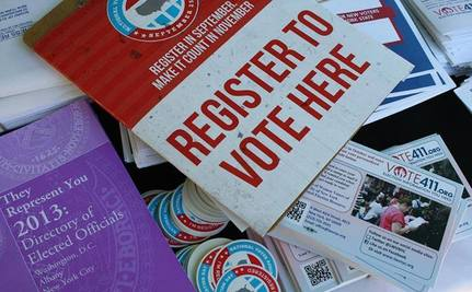 Voter Registration Deadlines Are Happening: Don�t Miss Yours