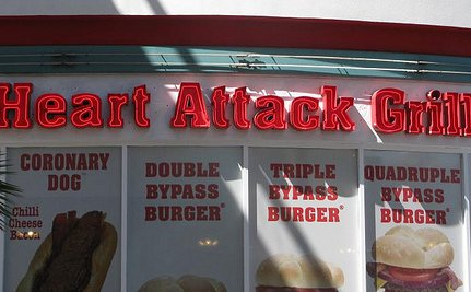Heart Attack Grill: Gross Yet Respectable?