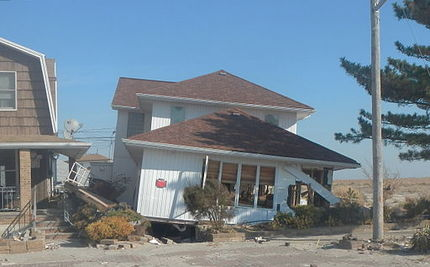 Hurricane Sandy Evacuees Suddenly Left without a Place to Live Again
