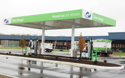 Now You Can Fuel Your Car With Waste at 35 California Gas Stations