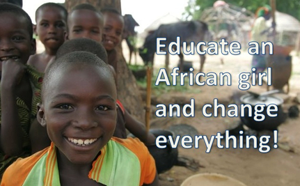 5 Reasons to Improve Education for Girls in Africa