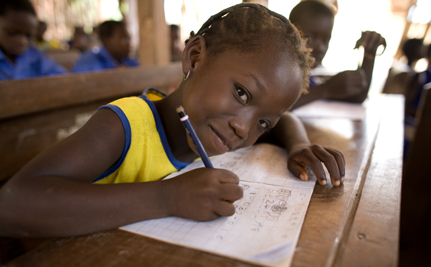 Want to End Poverty? Invest in Education for Girls