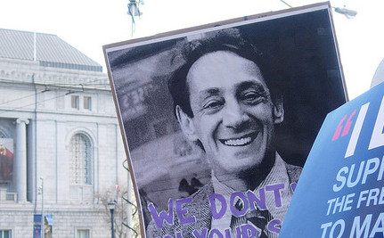 Harvey Milk Again Leads the Way, Becoming First LGBT Leader on U.S. Stamp
