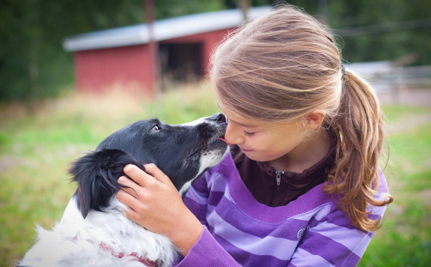 The Secret Behind What Those Big Wet Dog Kisses Do to Us