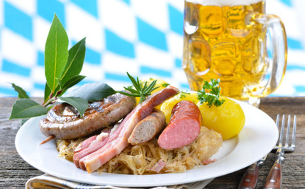 Oktoberfest, Munich's Festival of Meat and Beer, Gets Vegan Options
