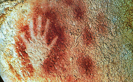 Were Women the First People to Leave Handprints in Caves?