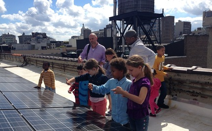 Solar Energy Can Power Classrooms While Empowering Communities