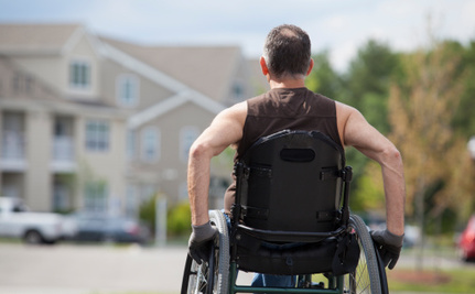 Too Many Disabled People Live in Housing for Disabled People?