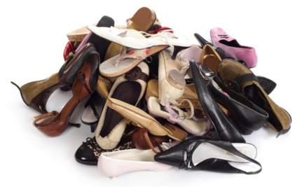 Breakthrough Shoe-Recycling Technology Gives Old Kicks New Life