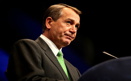 Why Boehner's Automatic No on ENDA is Ridiculous