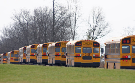 Why Electric School Buses Could Work a Little Magic