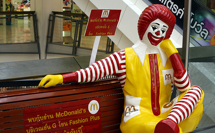McDonald's Is As Stingy Towards Charities As It Is to Workers